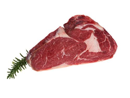 Rind Dry Aged Rib-eye Steak Metzgerei Hannes Mair