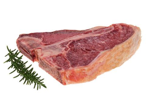 Rind Dry Aged T-Bone Steak Metzgerei Hannes Mair