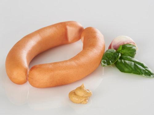 Roh- und Kochwürste Kalbfleischfrankfurter - 4 St. Metzgerei Hannes Mair